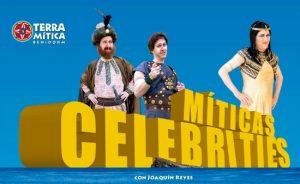 Miticas Celebrities con Terra Mitica